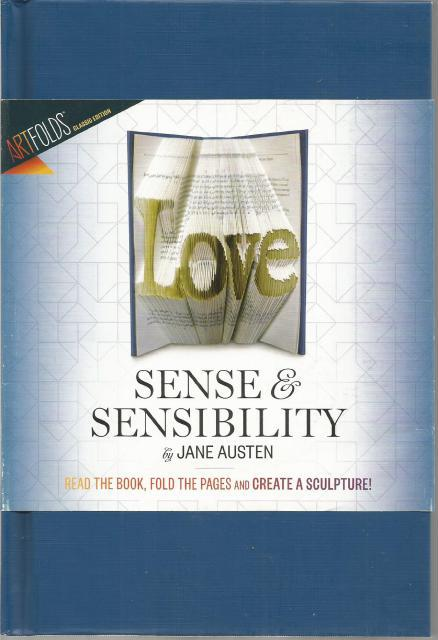 Image for Sense & Sensibility (ArtFolds Classic Editions)