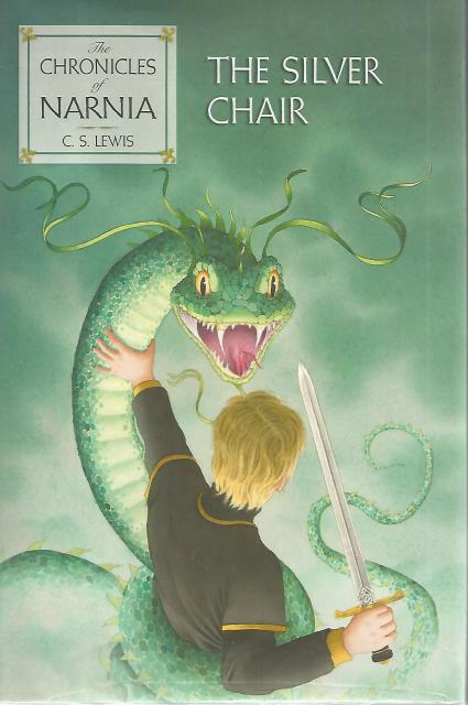The Silver Chair (Chronicles of Narnia), Lewis, C. S.; Baynes, Pauline [Illustrator]