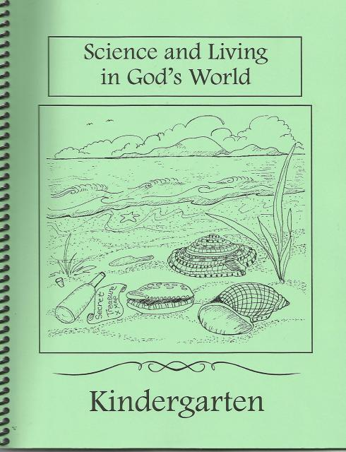Science and Living in God's World - Kindergarten Text
