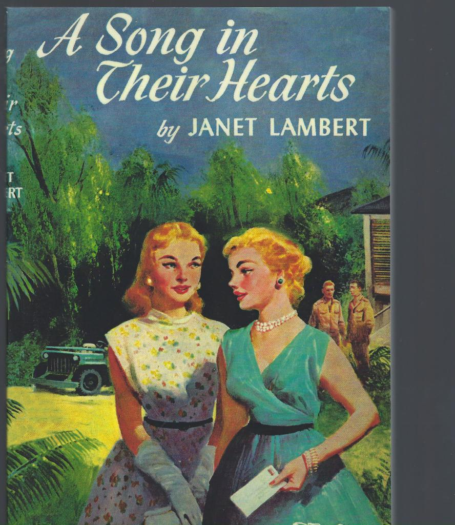A Song in Their Hearts by Janet Lambert, Janet Lambert