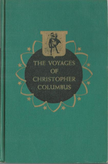 The Voyages of Christopher Columbus Landmark Spencer Press, Armstrong Sperry