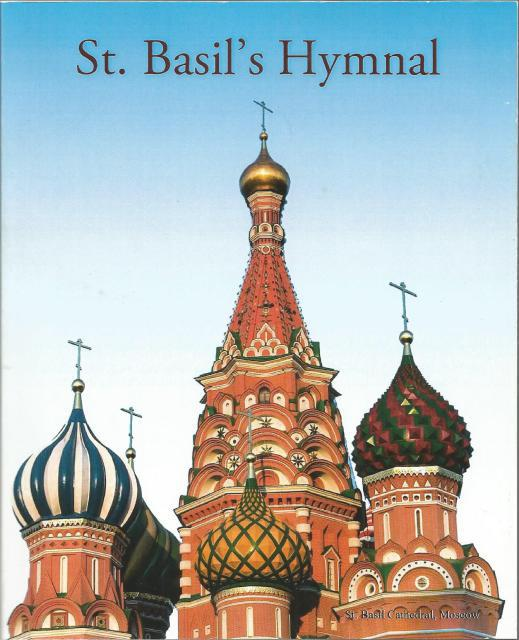 Image for St. Basil's Hymnal