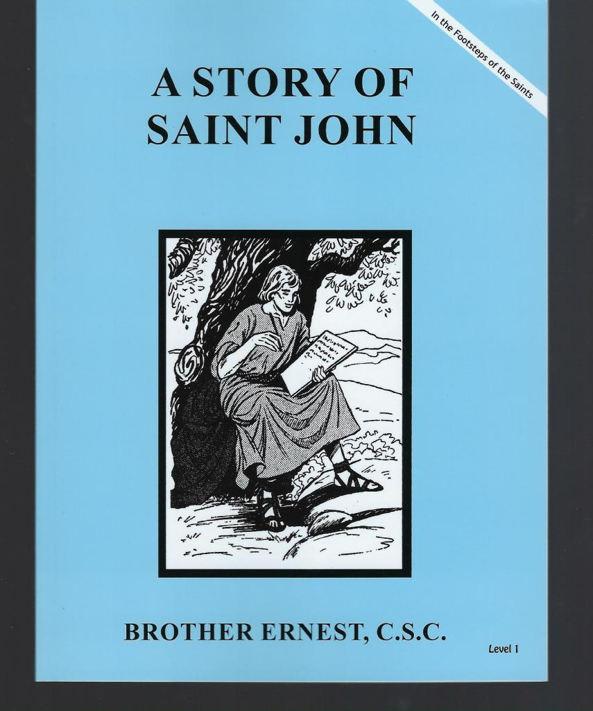 Image for A Story of Saint John (Footsteps of the Saints)