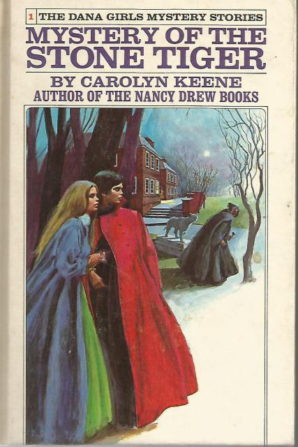 The Mystery of the Stone Tiger (Dana Girls Mystery Stories), Carolyn Keene