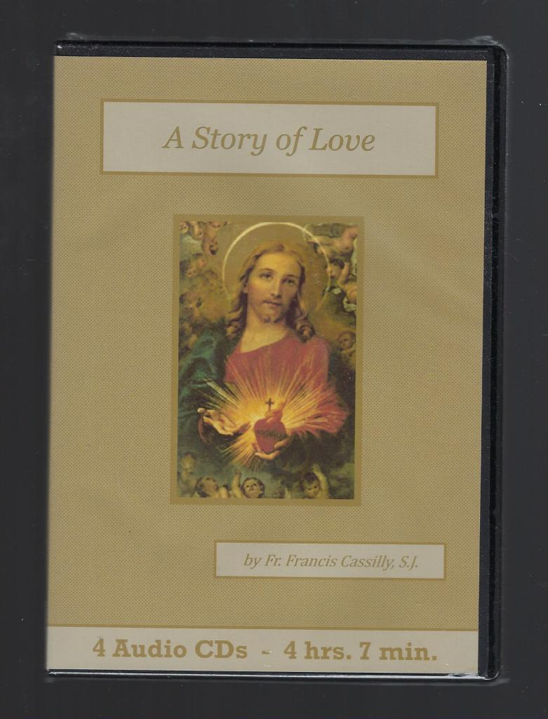 Image for A Story of Love Catholic Audiobook CD Set