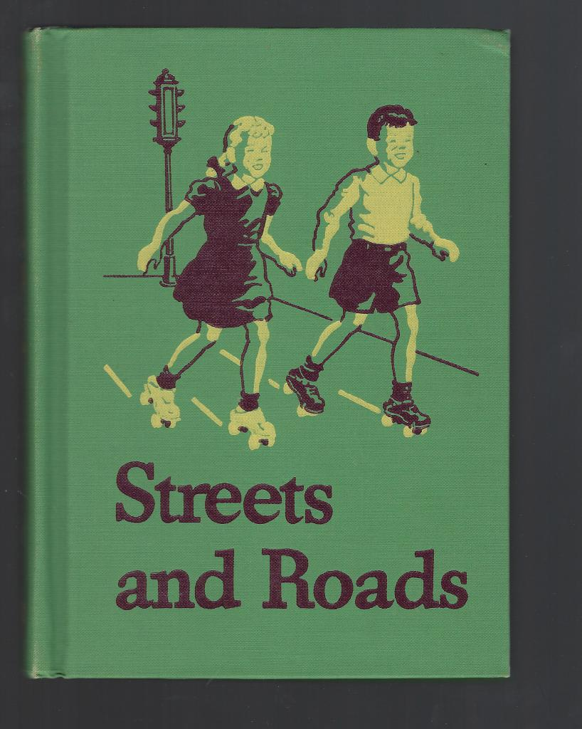 """Streets and Roads Dick and Jane 1946 """"Tar Baby Story"""" Very Nice!, William Gray; May Hill Arbuthnot"""