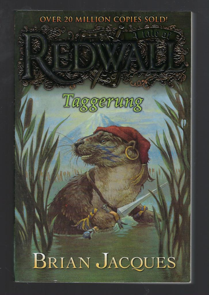 Taggerung (Redwall, Book 14), Jacques, Brian; Chalk, Gary [Illustrator]