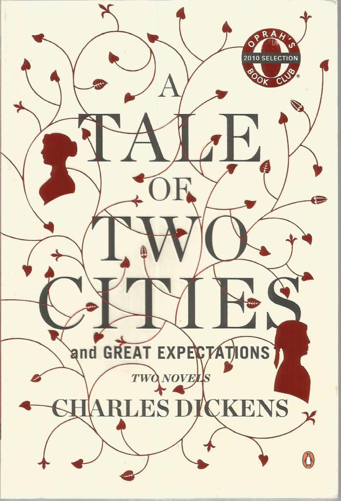 A Tale of Two Cities and Great Expectations: Two Novels, Dickens, Charles