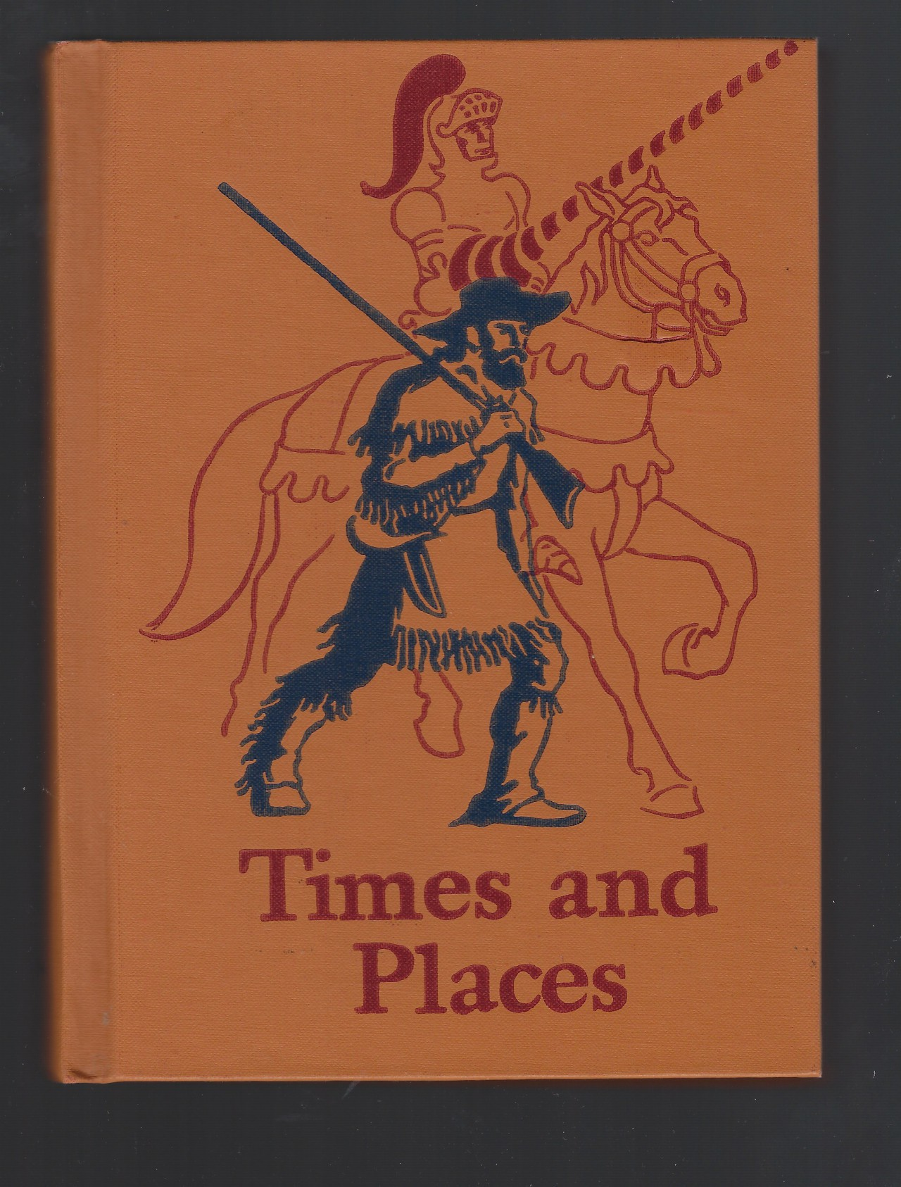 Times and Places (Basic Readers 4) 1951 Dick and Jane Series, William S Gray. & May Hill Arbuthnot