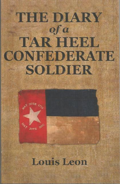 Diary of a Tar Heel Confederate Soldier, Leon, Louis