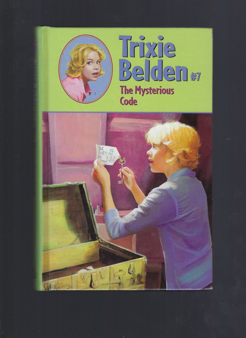 The Mysterious Code #7 (Trixie Belden Series), Kenny, Kathryn