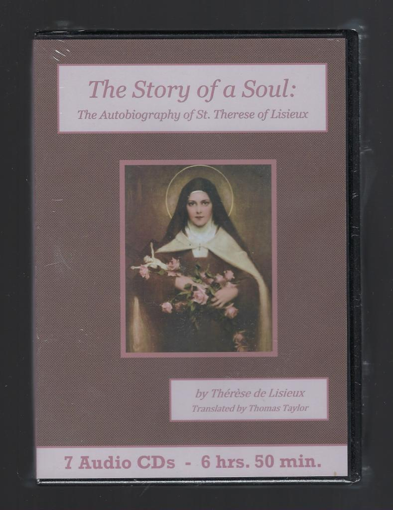 Image for The Story of a Soul Catholic Audiobook CD Set (Autobiography of St. Therese of Lisieux)