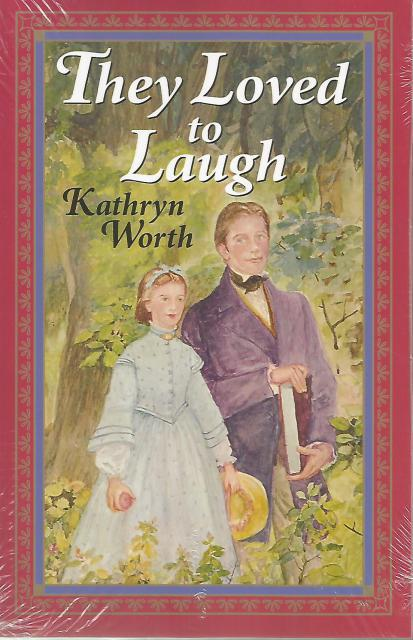 They Loved to Laugh Kathryn Worth (Young Adult Bookshelf), Kathryn Worth; Illustrator-Marguerite De Angeli; Illustrator-Marguerite De Angeli