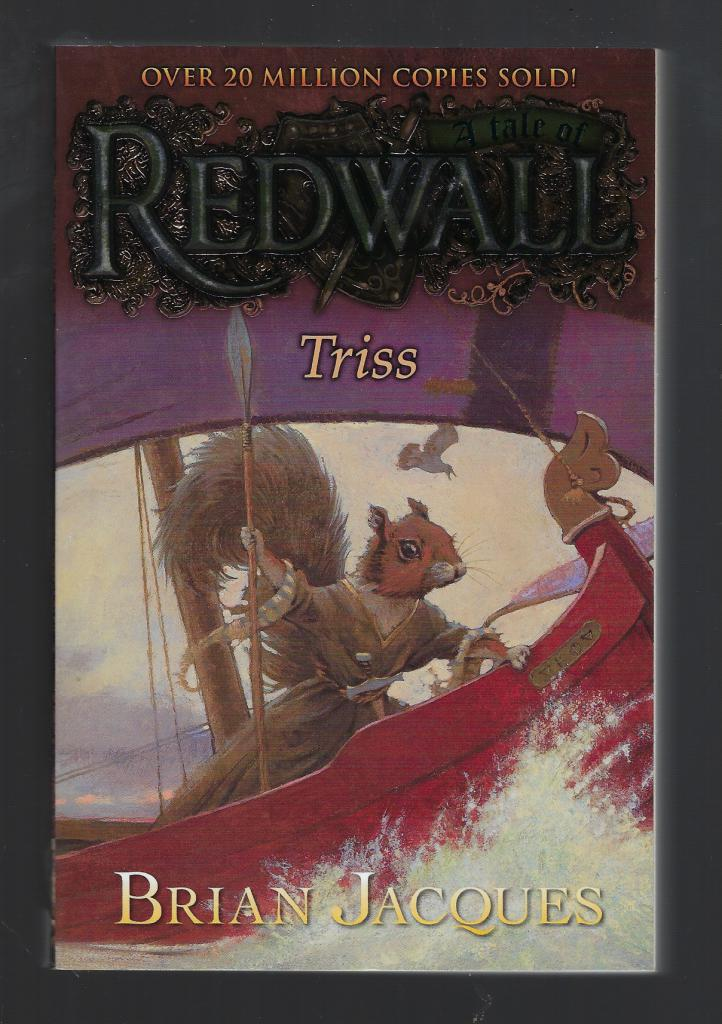 Triss: A Tale from Redwall, Jacques, Brian; Curless, Allan [Illustrator]