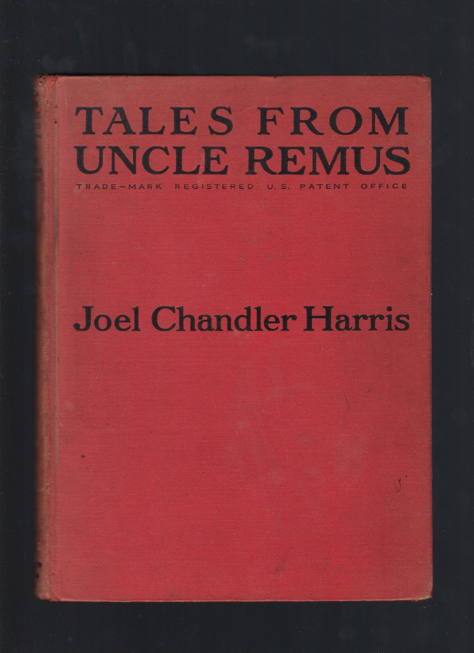 Tales from Uncle Remus Milo Winter Illustrated 1935, Joel Chandler Harris