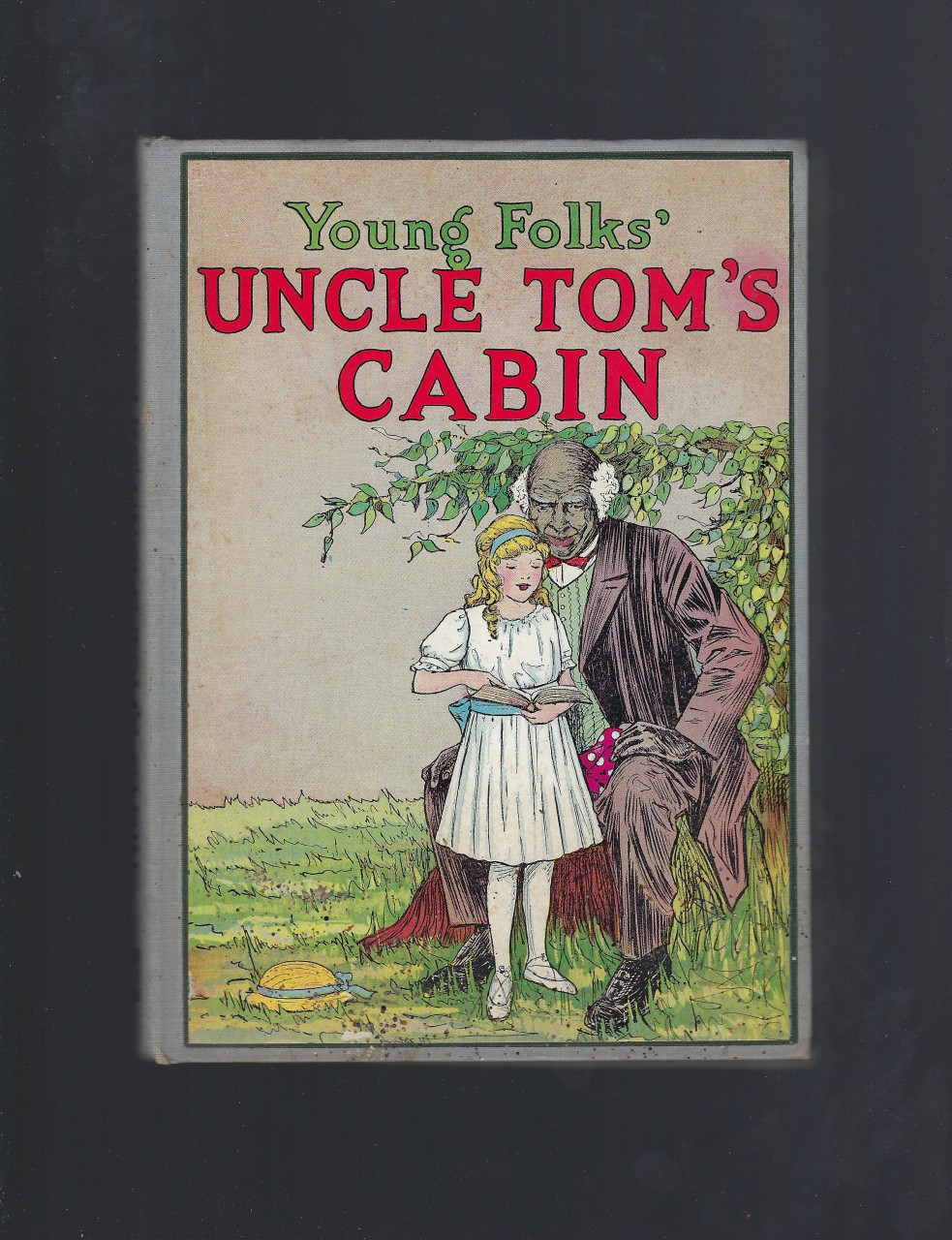 Young Folk's Uncle Tom's Cabin Adapted for Children with Original illustrations by Ike Morgan 1952, Boylan, Grace Duffie (Stowe, Harriet Beecher); Ike Morgan [Illustrator]