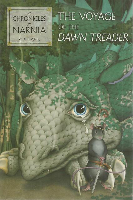 The Voyage of the Dawn Treader (Chronicles of Narnia), Lewis, C. S.; Baynes, Pauline [Illustrator]