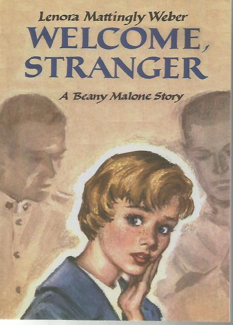 Image for Welcome Stranger Beany Malone