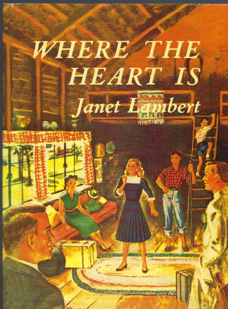 Image for Where the Heart Is (Christy Drayton Series) by Janet Lambert