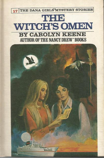 The Witch's Omen (The Dana Girls Mystery Stories, No. 17), Keene, Carolyn