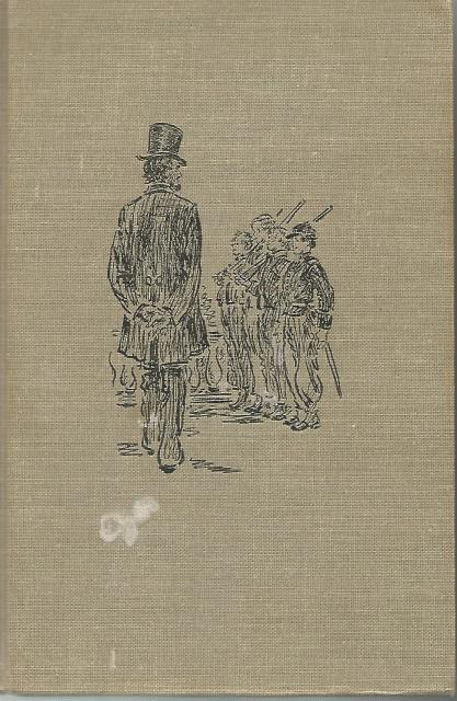 We Were There with Lincoln in the White House #36 HB Rare, Earl Schenck Miers; Illustrator-Charles H. Geer